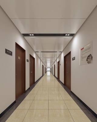 走廊, 过道, 现代走廊过道, 现代