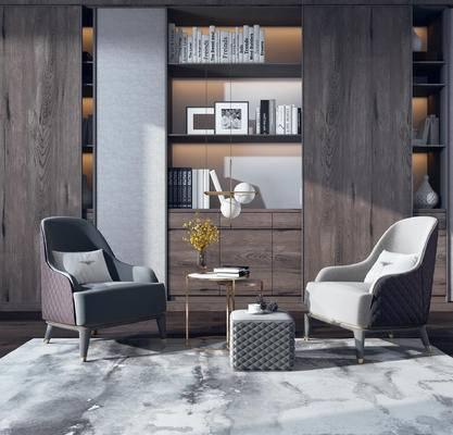 现代, 休闲桌椅