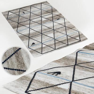 地毯, 现代