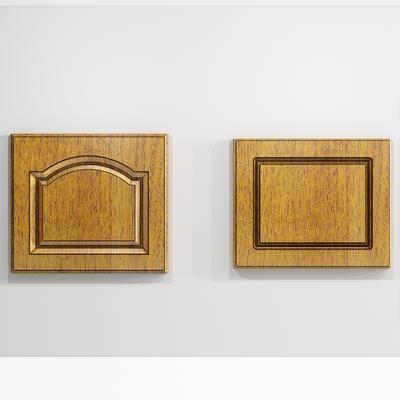 现代, 实木, 木门, 柜门, 门板