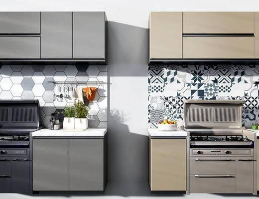 厨柜组合, 电器, 橱柜组合