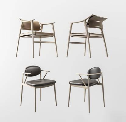现代, 单椅, 组合