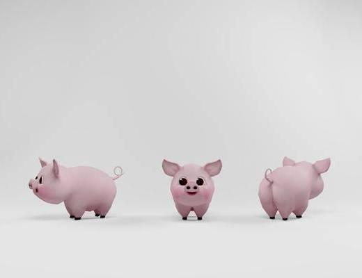 现代玩具, 玩具, 小猪玩具