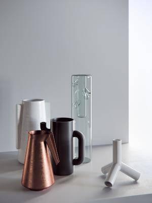 茶壶, 不锈钢, 玻璃, 器皿, 现代