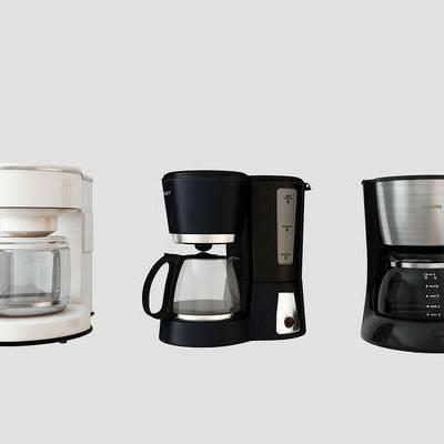 咖啡机, 现代