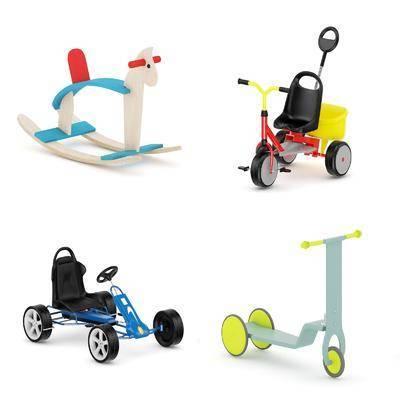 玩具, 玩具车, 现代