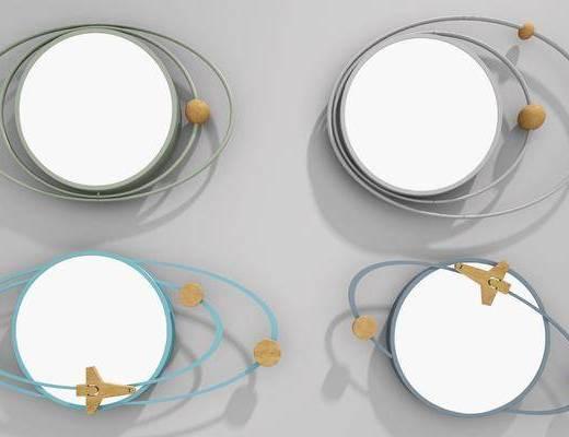 吸顶灯, 灯具, 灯饰