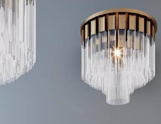 吊燈, 燈具組合, 水晶燈組合, 吊燈組合