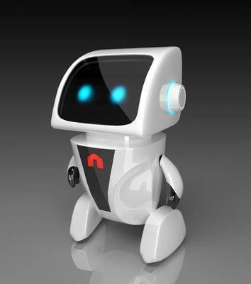 现代, 机器人, 机械