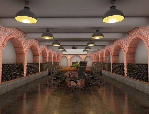 酒窖, 影音室, 桌椅组合