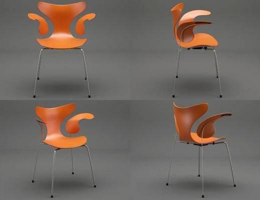 椅子, 单椅