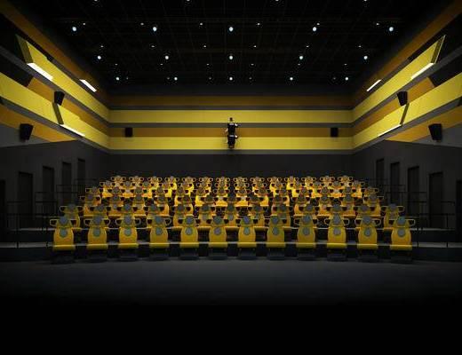 电影院, 影音室