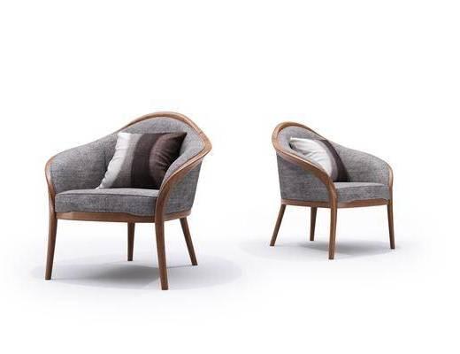 单椅, 沙发椅, 休闲椅