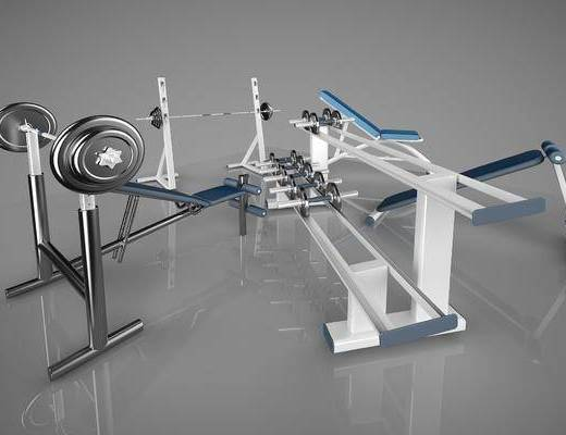 健身器械, 运动器械