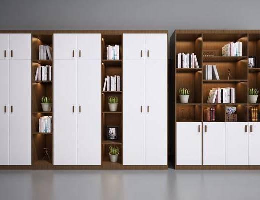 衣柜, 装饰柜, 新中式