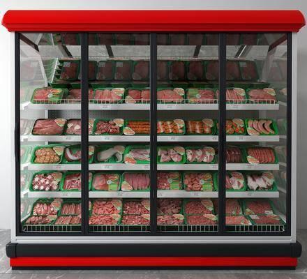 冰柜, 冰箱