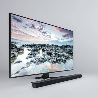 电视机, 单体, 家装