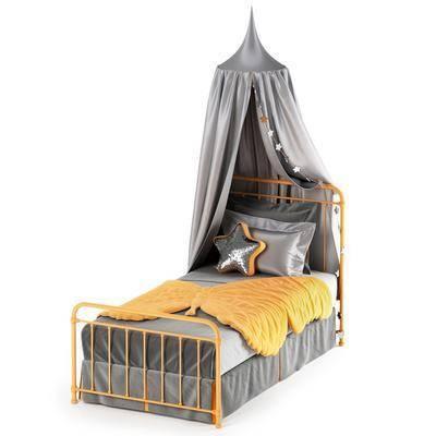 单人床, 床具组合
