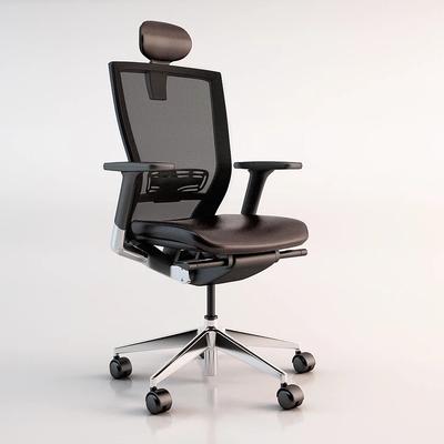 单人椅, 轮滑椅, 办公椅, 现代