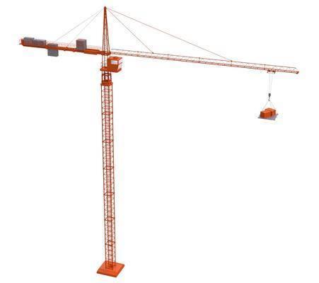 吊塔, 吊机