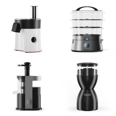 厨房电器, 榨汁机, 咖啡机