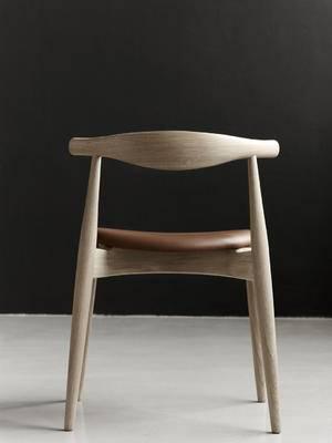 北欧, 单椅, 休闲椅, 餐椅