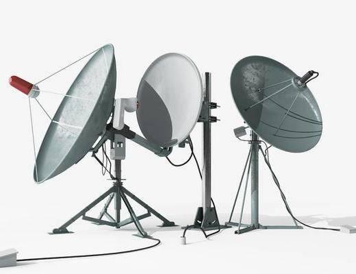 现代, 接收器, 雷达