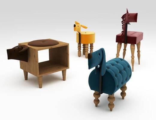 儿童单椅, 儿童座椅, 幼儿园座椅