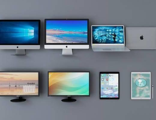 平板电脑, 笔记本电脑, 电器