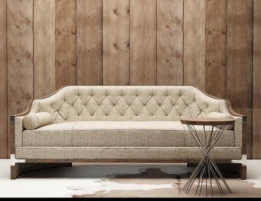 美式沙發, 雙人沙發, 沙發