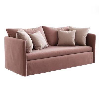 双人沙发, 沙发, 现代