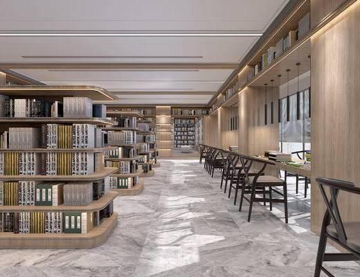 现代, 图书馆