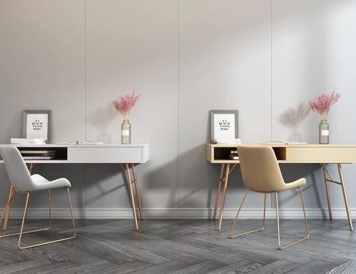现代书桌, 北欧书桌, 书桌