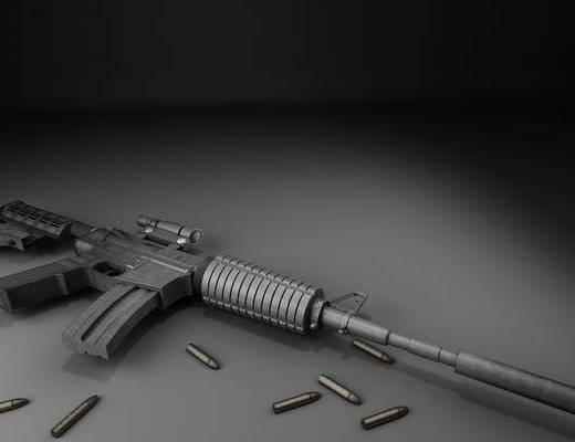 枪械, 军事器材, 组合