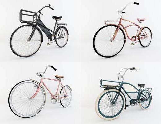 自行车, 单车, 脚踏车