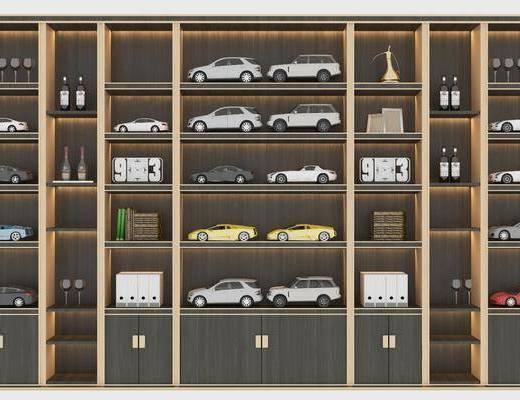 书柜, 组合, 柜架