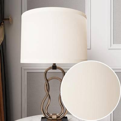 灯罩, 布艺材质, Vrat材质