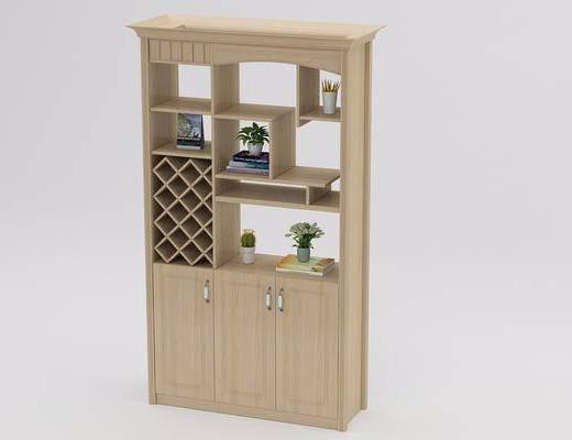 現代置物柜, 置物柜, 裝飾柜架