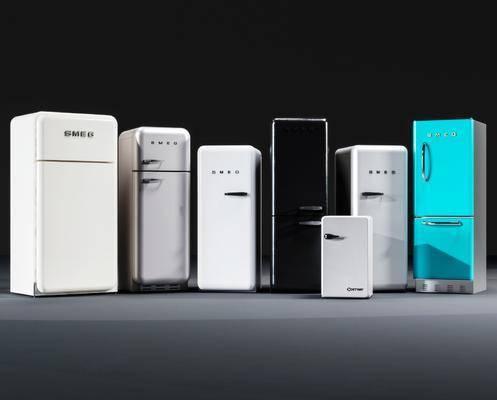 现代冰箱, 冰箱