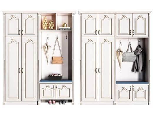 鞋柜, 柜架组合, 衣柜