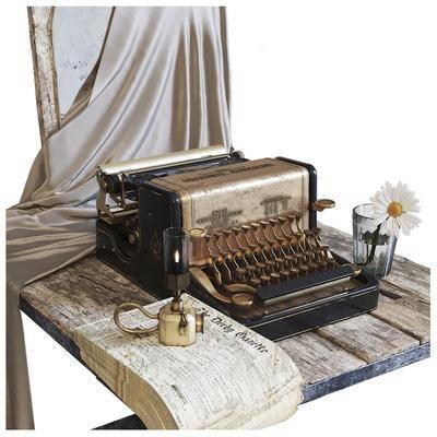 打字机, 机器