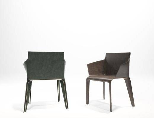 现代, 单人椅, 休闲椅
