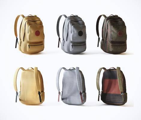 现代书包, 背包