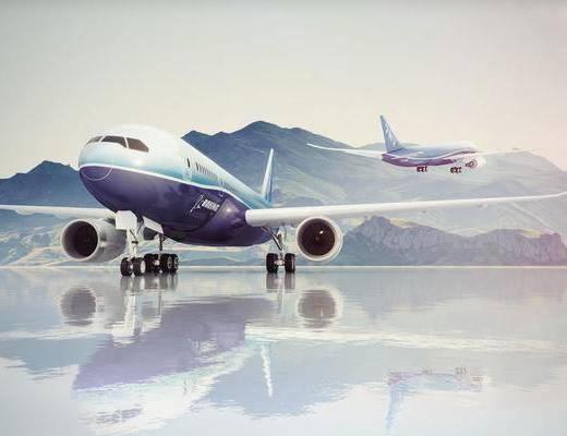 飞机, 现代