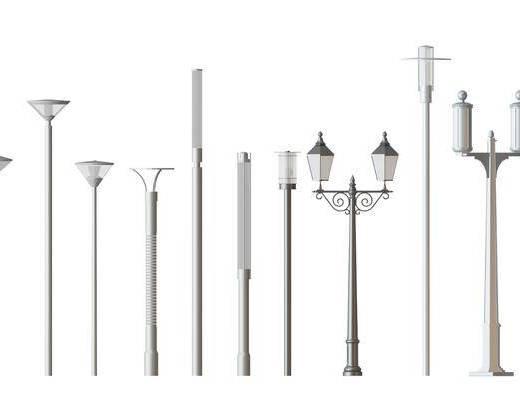 灯具, 路灯