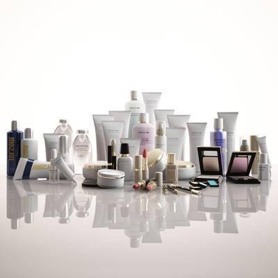 护肤品, 化妆品, 现代, 摆件, 陈设品
