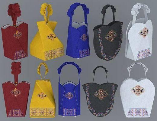 现代, 手提包, 单体