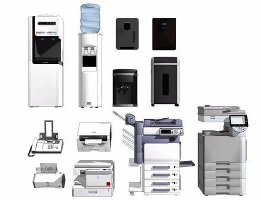 打印机, 办公设备