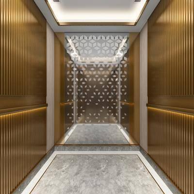 电梯, 电梯桥箱