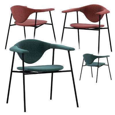 现代椅子, 扶手椅, 现代, 椅子